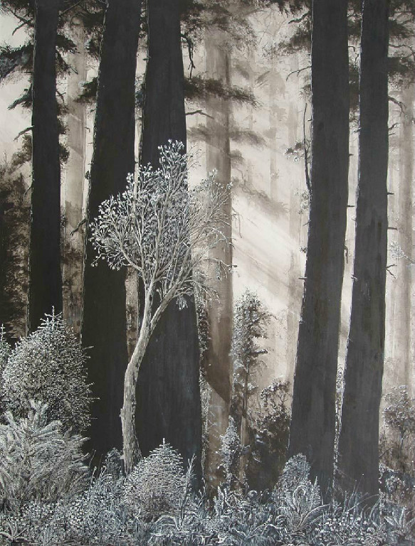 Juriaan Blok: forest